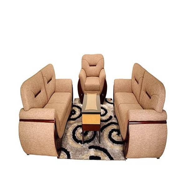 Oat Veneer Sofa & Cloth