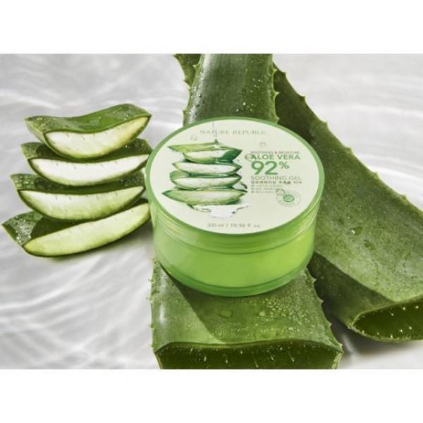 Soothing Aloe Vera Gel - 300ml (korea)