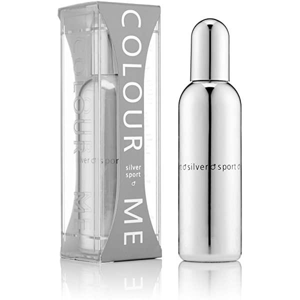 Colour Me Perfume 90ML White (Men)