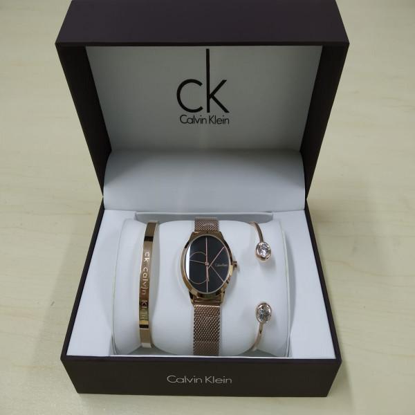 Calvin Klein Ladies Watch-Code No 07