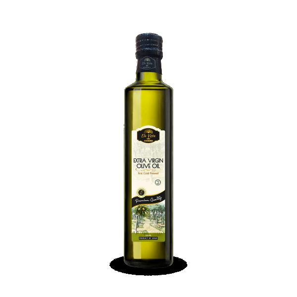 Ela Vista Extra Virgin Olive Oil: 500ML Glass Bottle